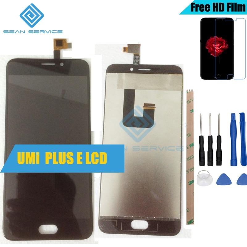 imágenes para Para UMi Plus 100% de Visualización Original del LCD y Pantalla Táctil Digitalizador Asamblea lcd 5.5 pulgadas Para Umi plus + Herramientas + adhesivo