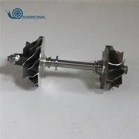 Turbocompressor rotor RHF4 VT10 1515A029 VB420088 para Triton Mitsubishi Challenger L200 2.5L 4D56 K418size TW45.2/36.6 CW49.9/37.4