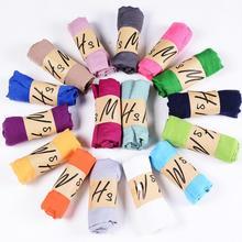 Специальное предложение Акция продаж 1 шт. шарф из хлопка и льна Одноцветный Шелковый женский шарф женский подарочный шарф шарфы SM845