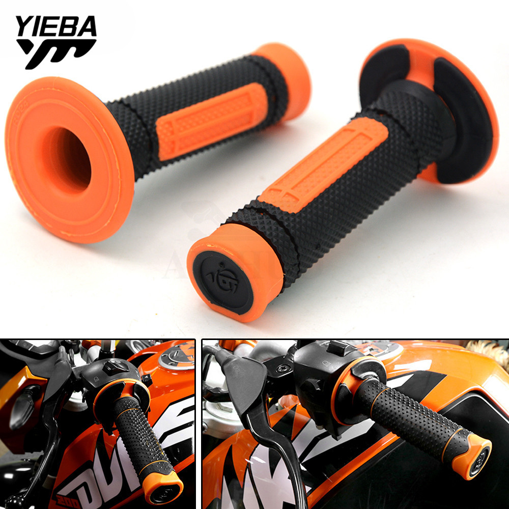 Motorcycle Gel Hand Grips Brake Hands FOR ktm ADVENTURE 1050 640 LC4 Supermoto 2003-2006 690 EnduRo R 990 SMR/SMT 690 EnduRo R