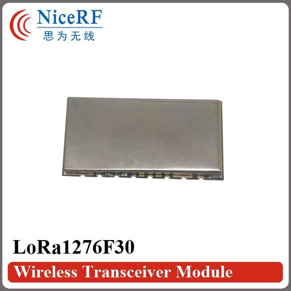 2PCS Lora1276F30 500mW de alta sensibilidade (-120 dBm) Módulo de RF - Equipamento de comunicação - Foto 4