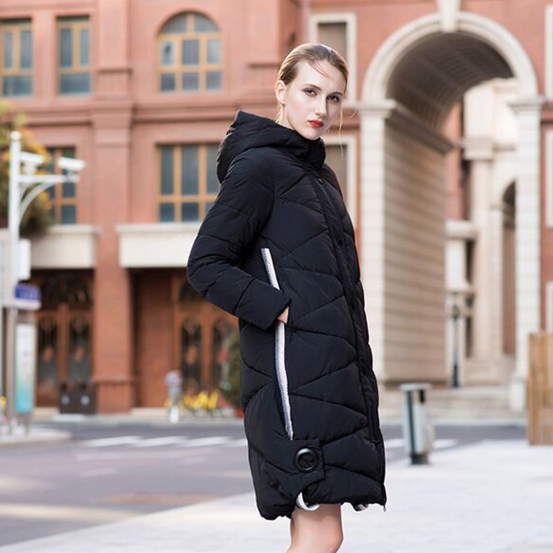 Top Quality Parkas 2017 New Fashion Women Winter Coat Jacket Casual Thick Warm Coat Winter Jacket Women Outerwear Plus Size 7XL цены онлайн