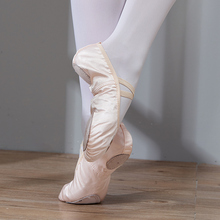 Soft Canvas Ballet Shoes Dance for Girls Kids Children High Quality Slipper Ballerina