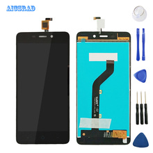 1pcs Black/White/Gold LCD+TP For ZTE Blade X3 D2 T620 A452 LCD Display with Touch Screen Digitizer Assembly x 3 a 452 t 620 d 2