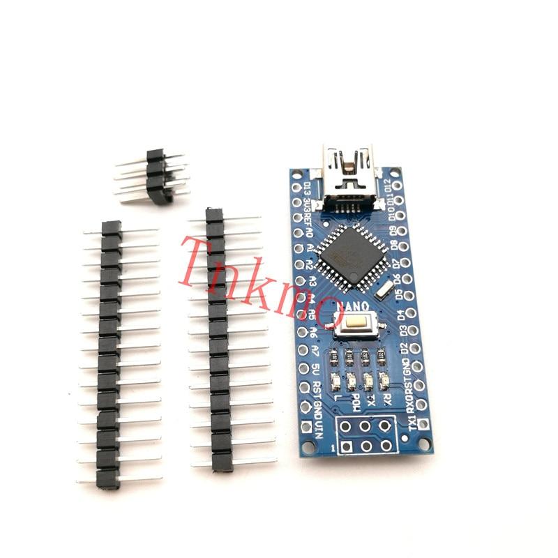 1PCS MINI USB Nano V3.0 ATmega328P CH340G 5V 16M Micro-controller board for arduino NANO 328P NANO 3.0 мастурбатор nano toys nano