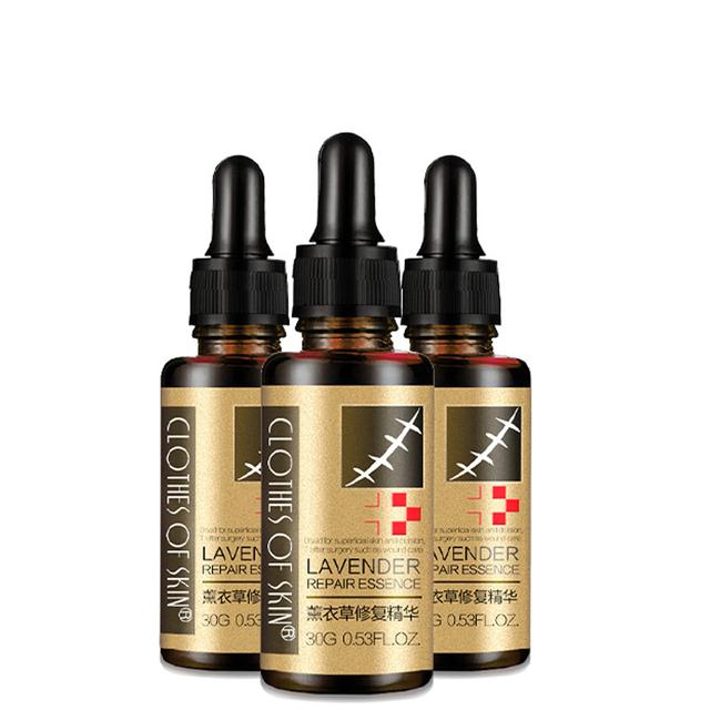 LAIKOU Essential Massage oils Scar Removal Lavender Oil For Pregnant Women Hyaluronic Acid Serum Oil Essential Face Anti Acne