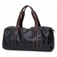 ผู้ชายกระเป๋าเดินทางแฟชั่นความจุขนาดใหญ่ออกแบบกระเป๋าสะพายชายMessengerกระเป๋าถือที่มีคุณภาพ...