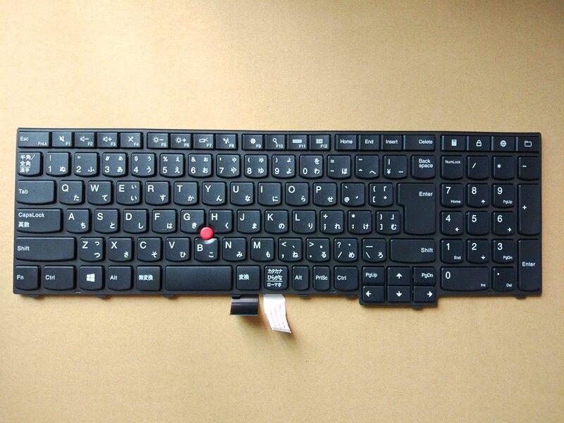 New Laptop keyboard for   Lenovo ThinkPad Edge E531 E540 T540 W540 04Y2457 JA JP  layout  цены