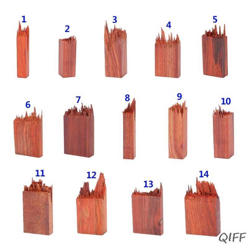 อีพ็อกซี่เรซิ่นหัตถกรรมวัสดุไม้จันทน์ Art ทำ DIY แสตมป์เครื่องประดับทำสร้อยคอจี้ตกแต่งไม้ธรรมชาติ