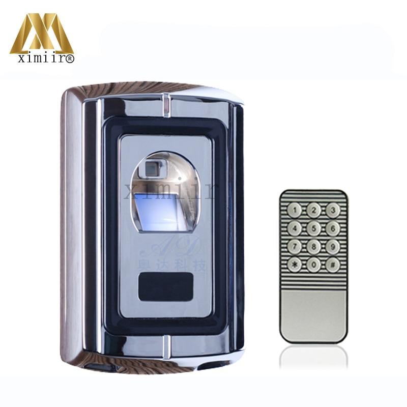 Good Quality F007-II Metal Fingerprint Door Access Control System Standalone Door Security Fingerprint Reader Access Controller