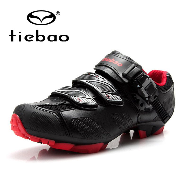Tiebao Mountain Biking Self-Locking Shoes major Mountain Bike Shoes Unisex Cycling sport MTB Cycling ShoesTiebao Mountain Biking Self-Locking Shoes major Mountain Bike Shoes Unisex Cycling sport MTB Cycling Shoes