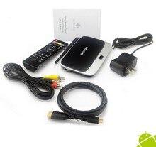 CS918 Smart Set-top Box для Android 4.4 Quad Core 2 ГБ/8 ГБ TV Box медиа-Плеер с Пультом Дистанционного Управления XBMC WiFi 1080 P IPTV ТВ-Приемником