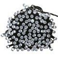 lederTEK 22M200 LED Luces Solar de Color Multi 8 Modos para Ano Nuevo Decorar Patio, Jardin, Terraza, Fiesta, Boda [Clase de eficiencia energetica A++]