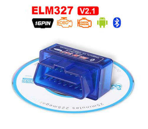 2018 Super Mini ELM327 Bluetooth V2.1 OBD2 Mobil Alat Diagnostik MINI Elm 327 Bluetooth untuk Android/Symbian untuk OBDII protokol
