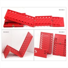 Red Car Van Tyre Grip Snow Mud / tracks Rescue Escape Traction