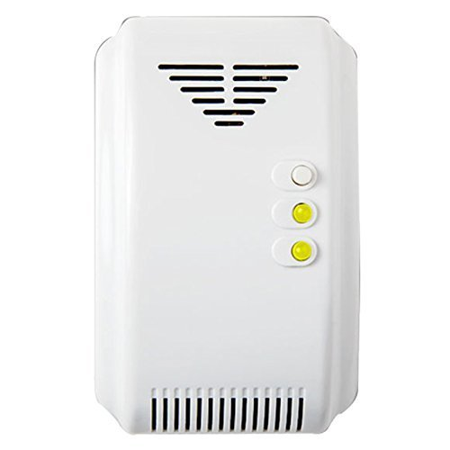 Wireless Gas Leak Detector Kitchen Warning Sensor for WIFI / GSM / PSTN Burglar Auto Dial Alarm Security Home Alarms 433Mhz