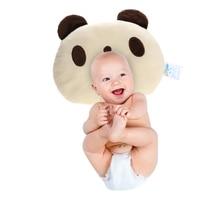 Baby Pillow Newborn Girls Boys Prevent Flat Head Pillows Baby Infant Soft Sleeping Bedding Positioner Panda Children Kids Gift