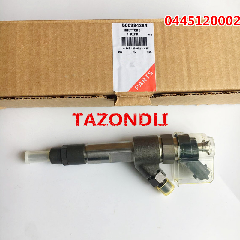 Genuine and New common rail injector 0445120002 500313105 500384284 198081 198083 5001849912