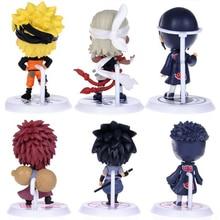 Pcs/Set Naruto Figures