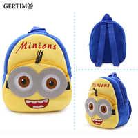 New 2019 Plush Minnie Kid Bag Backpack Children School Bag For Girl Boy Student Schoolbag Baby Cute Mini Bags Mochila Infantil