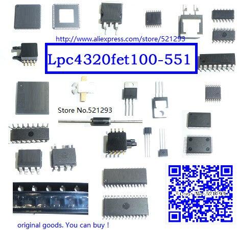 Цена LPC4320FET100,551