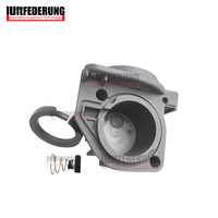 Luftfederung 2002 2006 Head Cylinder With O Ring Piston Rubber Valve For BMW X5 E53 Air Suspension Air Compressor 37226787616
