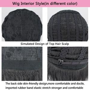 Image 5 - 【Anihut】 Alter Jeanne dArc Wig Fate Grand Order Cosplay Wig синтетические волосы FGO Joan of Arc