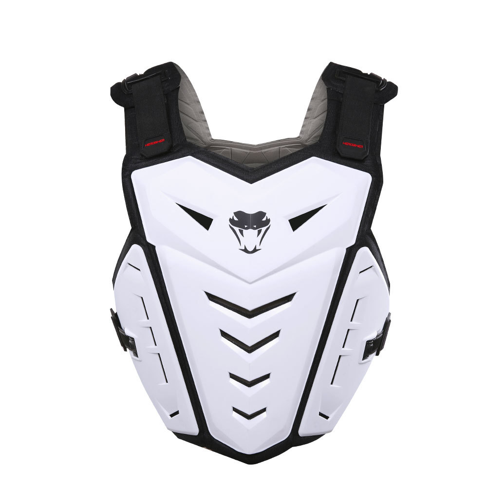 HEROBIKER Motorcycle Protection Motocross Racing Armor Motorcycle Riding Body Protection Jacket With A Reflecting Strip herobiker motorcycle body protection motocross racing full body armor gears short pants motocycle knee pad motorcycle armor