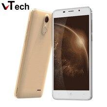 Оригинал Leagoo M5 Плюс Мобильного Телефона MT6737 Android 6.0 2 ГБ RAM + 16 ГБ ROM Dual SIM OTG Отпечатков Пальцев 5.5 »4 Г LTE Смартфон