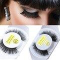 1 Pairs Real Mink Soft Long Natural Thick Eye Lashes Makeup Three-dimensional False Eyelashes 15 styles New TF