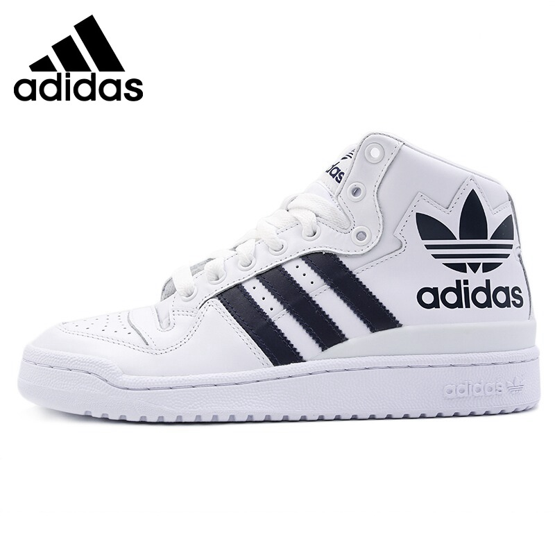 Original New Arrival 2018 Adidas Originals FORUM MID RS XL Unisex Skateboarding Shoes Sneakers image