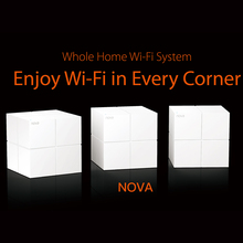 Whole Home Mesh WiFi Gigabit System