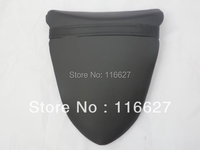 For 2005-2006  05 06 Kawasaki Ninja ZX6R ZX-6R ZX 6R Freeshipping Black Rear Pillion Passenger Seat for 2002 2005 kawasaki ninja zx9r zx 9r motorcycle rear passenger seat cover cowl black 01 02 03 04 05