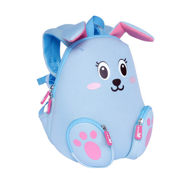 c3ef7cc887fa placeholder NOHOO Little Kids Children s School Bags Backpacks 3D Cartoon  Rabbit Small Backpack Toddler Baby Girls School