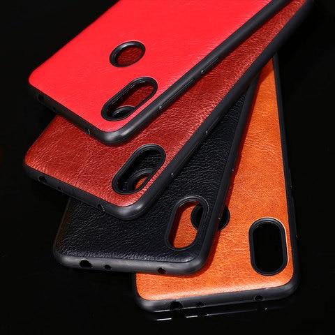PU Leather skin case for Xiaomi Redmi 4X Note 4 4X Pocophone F1 Note 5A Prime TPU coque fundas for Redmi Note 5 6 pro 5 plus Islamabad