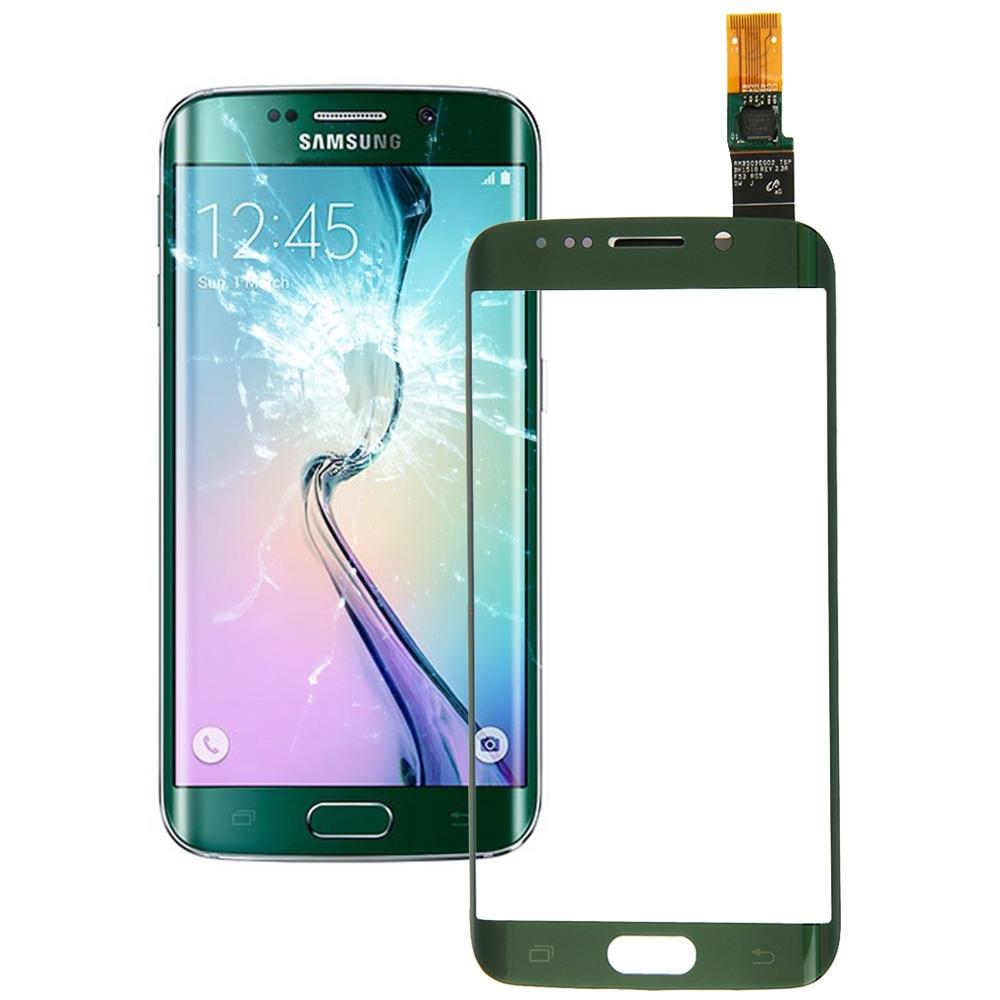 Touch Screen For Samsung Galaxy S6 Edge Mega 2 Xcover 3  Touch Screen Digitizer Panel Sensor Front Glass Outer Lens