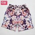 Аниме шорты Kantai Коллекция: KanColle повседневная лето Аниме короткие брюки для мужчин и женщин