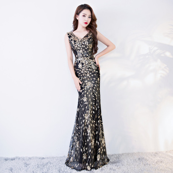 #party #Women #Mermaid #Gold Long #Prom Evening #Dress #grl #fashion #boygrl