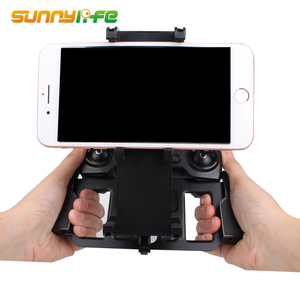 Image 2 - Remote Controller Smartphone Tablet Pad Holder Bracket Support for DJI MAVIC AIR & MAVIC PRO & SPARK DJI Mavic 2 Pro Zoom