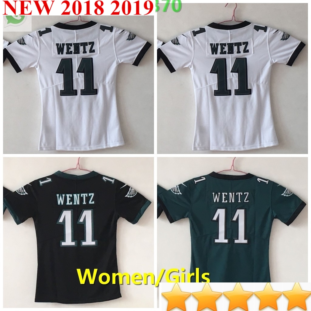 detailed look 202bc 20c83 Buy womens wentz jersey and get free shipping on AliExpress.com