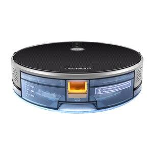 Image 5 - Liectroux C30Bロボット掃除機 4000pa吸引地図ナビゲーションメモリクリーンマップに表示無線lan app電気温水タンク