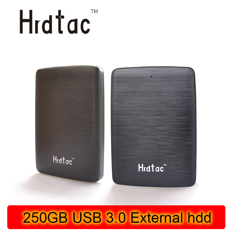 100% real NEW External portable Hard Drives HDD 250GB USB 3.0 disk 250gb usb 3.0 for Desktop and Laptop Free shipping new and retail package for 571232 b21 571517 001 571227 002 250gb 7 2k 3 5inch sata hdd