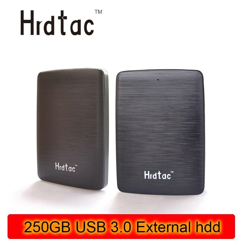 100% vrais nouveaux disques durs portables externes HDD 250 GB USB 3.0 disque 250 gb usb 3.0 pour bureau et ordinateur portable livraison gratuite