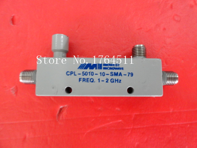 [BELLA] MIDWEST CPL-5010-10-SMA-79 1-2GHz Coup:10dB SMA Supply Coupler