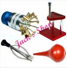 Часы кристалл и ручной инструмент комплект — кристалл для удаления / слесарь + ручной съемник и слесарь