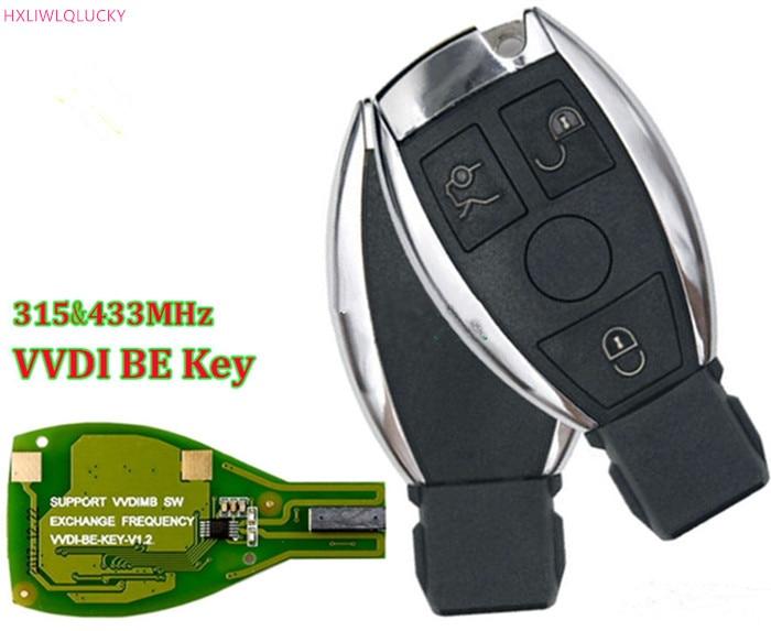 3B Xhorse VVDI BE Key Pro Improved Version Complete Remote Key for Mercedes-Benz