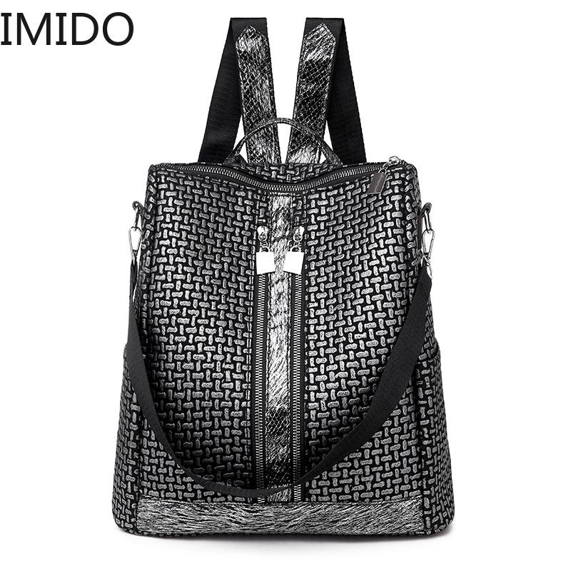 IMIDO 2019 single shoulder Multipurpose package bulk Recreation backpack women designer quality Outdoor sports camping BusinessIMIDO 2019 single shoulder Multipurpose package bulk Recreation backpack women designer quality Outdoor sports camping Business