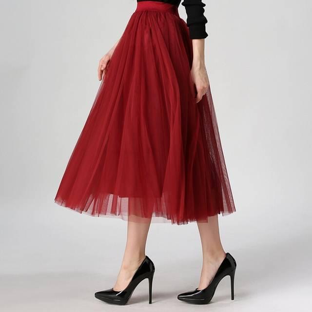 a64dabe5563 placeholder Hot Sale 2018 Summer Fashion Faldas Korean Style Pleated Maxi Skirts  Womens Jupe Autumn High Waist