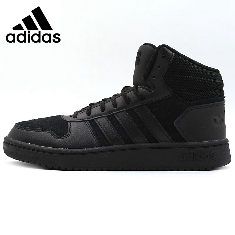 Original New Arrival 2018 Adidas NEO Label HOOPS 2.0 MID Men's Skateboarding Shoes Sneakers original new arrival 2018 adidas neo label hoops 2 0 mid women s skateboarding shoes sneakers