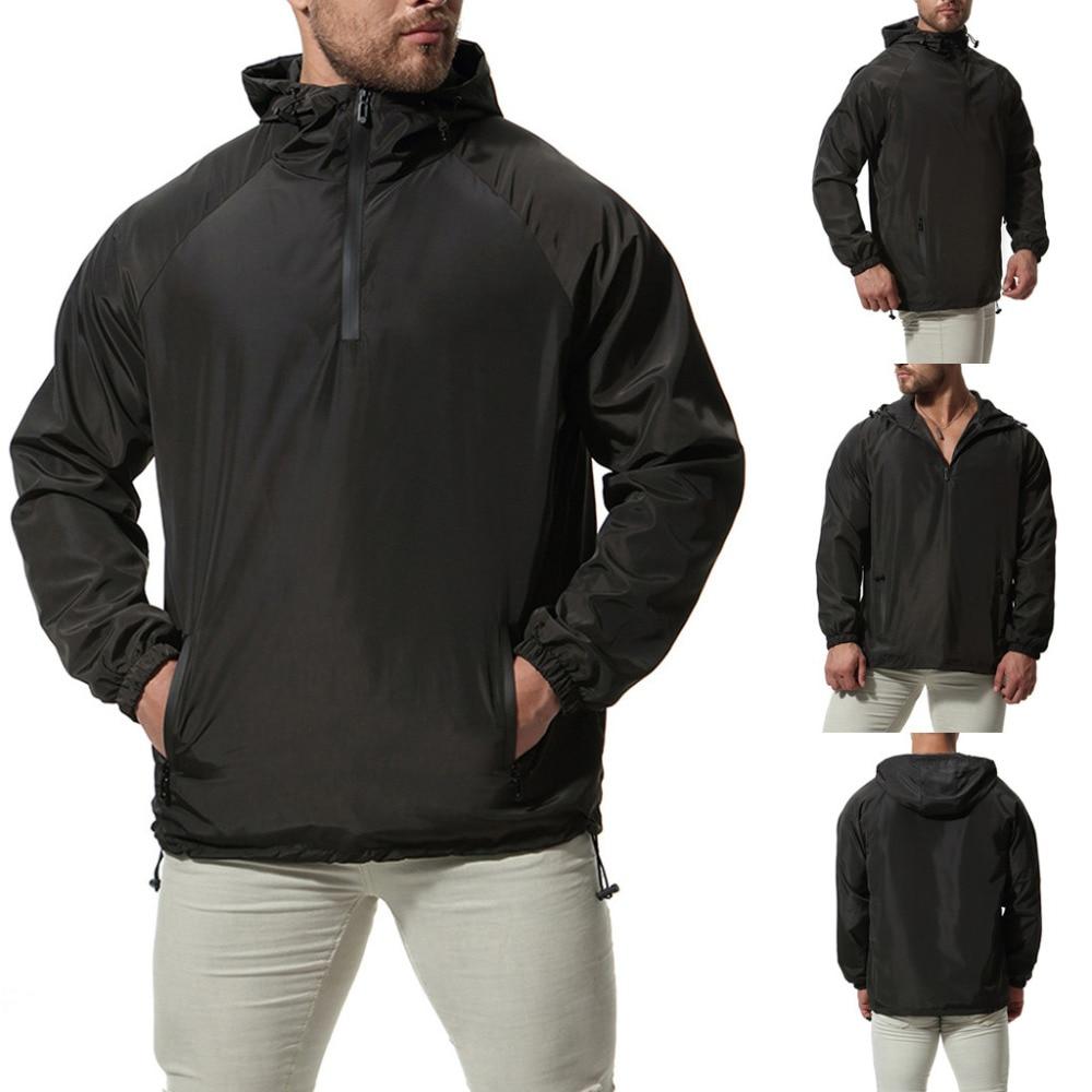 Ernst Mode Herren Graben Mantel Winter Lange Jacke Mit Kapuze Military Baumwolle Mantel Top Mantel #4f27 Schmuck & Zubehör